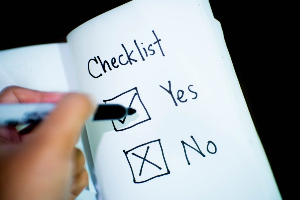 2.部活を辞める、辞めないのチェックリスト