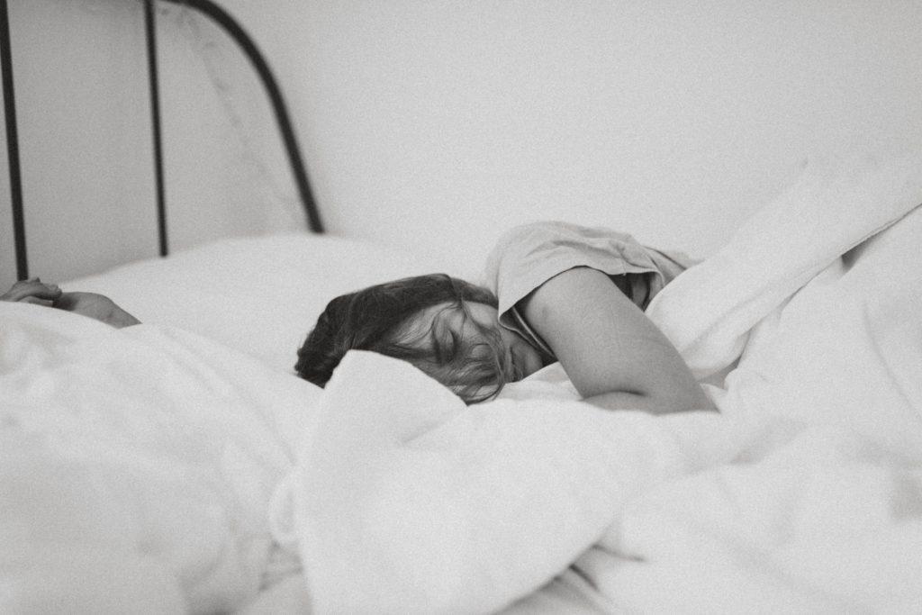 睡眠時間は絶対に削らない